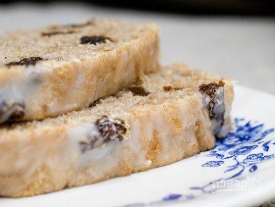 Дрожжевой кекс в хлебопечке