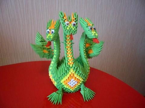 Фото как сделать модульного оригами