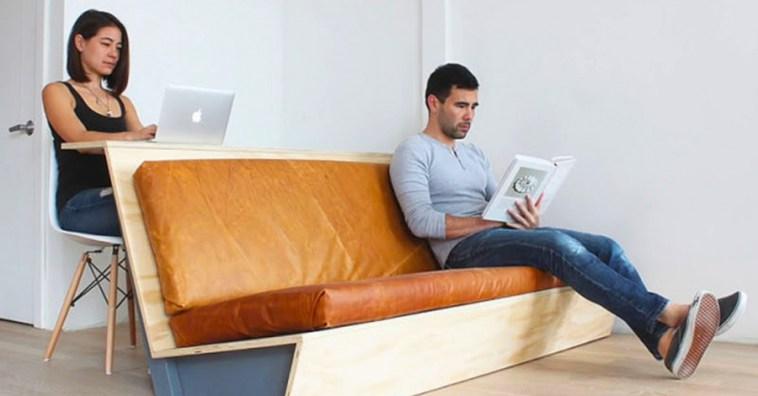 Как сделать компактный и удобный диван своими руками