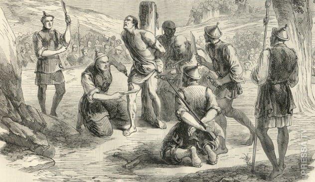 Самые жуткие виды казней в истории