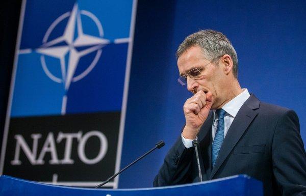 НАТО на пороге развала: Приб…