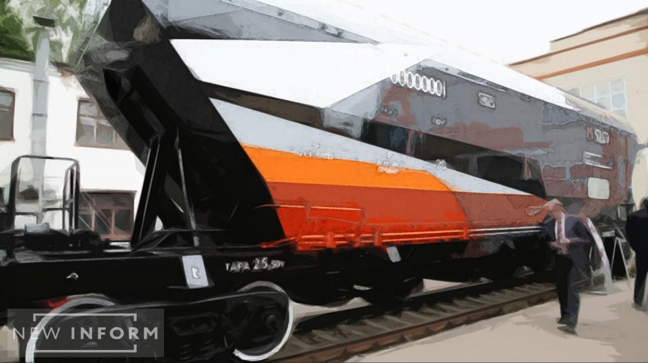 Составы нового поколения: в РФ  появятся вагоны с мощной осевой нагрузкой