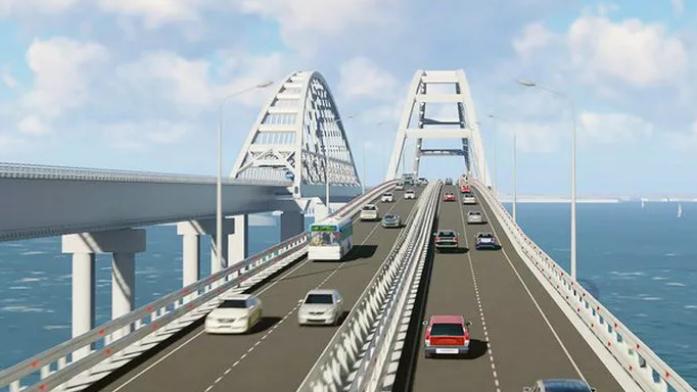 Было ваше, стало наше: СБУ установила, что Крымский мост построен из украинского щебня