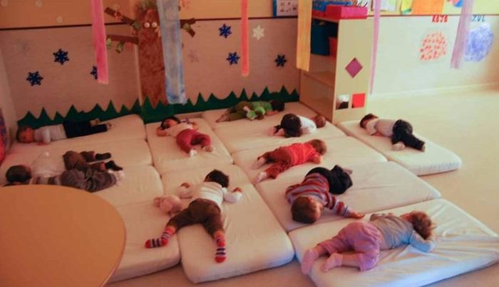 Испанский детский сад – упас…