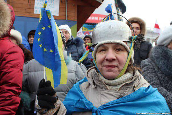 Фантомные боли: украинцы тре…