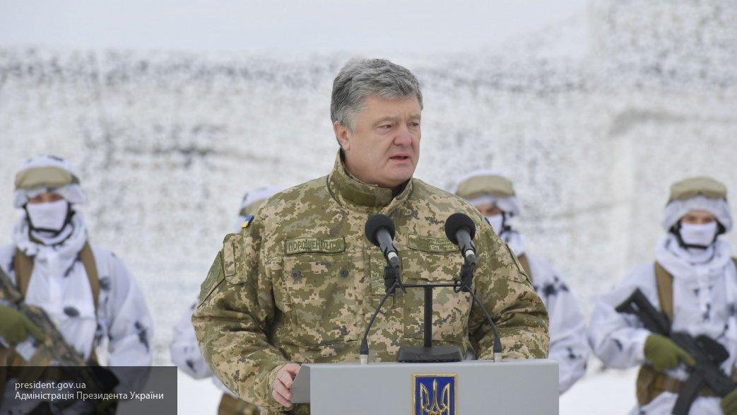 Петр Порошенко попросил Верховную раду пустить иностранные войска на Украину