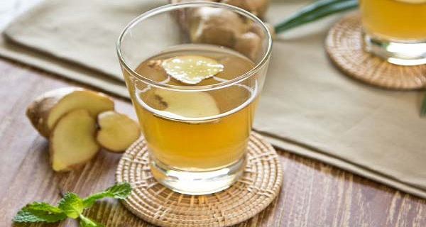 Имбирный сок — Удивительный напиток, который поможет вам удалить жир живота и повысить иммунитет