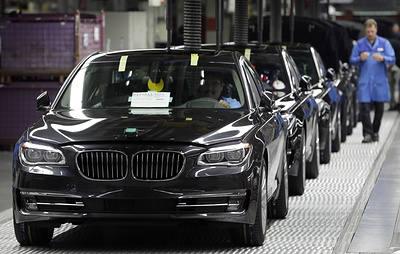 Еврокомиссия заподозрила в сговоре BMW, Daimler и Volkswagen