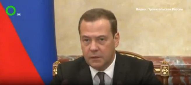 """ДА Медведев: """"Если граждане хотят работать, они должны работать"""""""