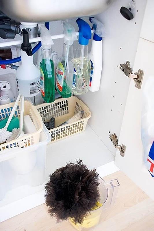 Лайфхаки для кухни и ванной