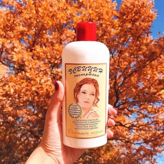 Эсвицин для волос — рекоменд…