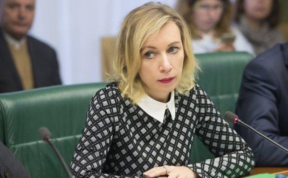 Захарова прогнозирует негативные последствия для украинцев от выхода Украины из СНГ