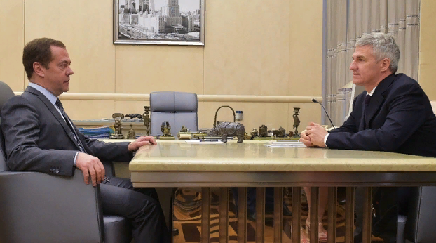 Стала известна программа визита Дмитрия Медведева в Петрозаводск