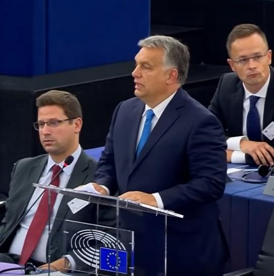 Раскол Европы начался: Евросоюз вводит санкции против Венгрии