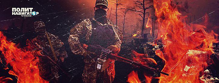 Блок Порошенко: Готовится военная операция по захвату Донецка и Луганска