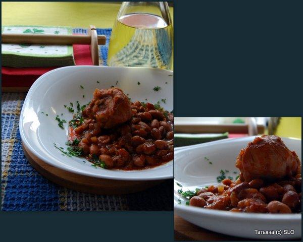 Куриные ножки в стиле Мексикано. Фото-рецепт.