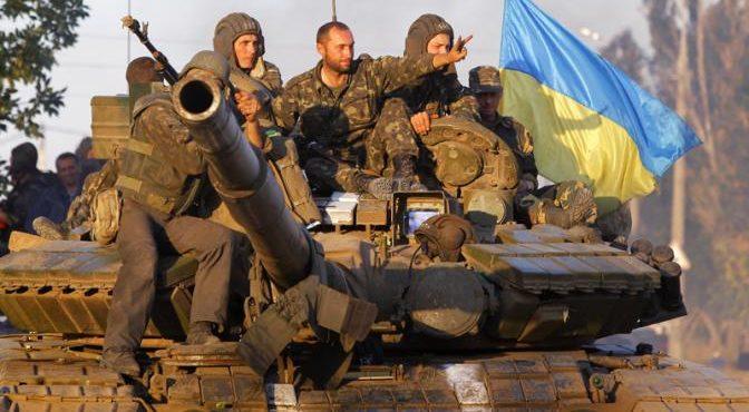 Киев перебрасывает карателей в Мариуполь