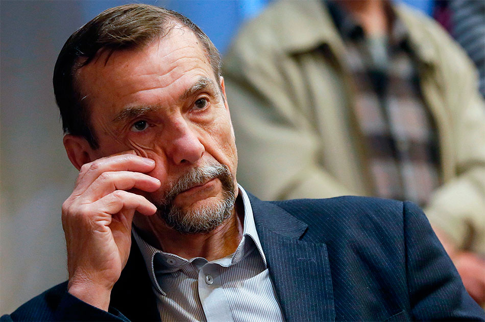 Лев Пономарев, иностранный агент