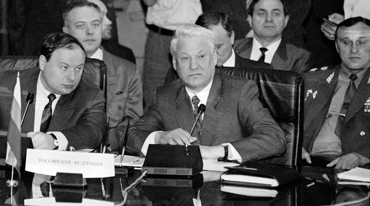 25 лет указу Бориса Ельцина №1400
