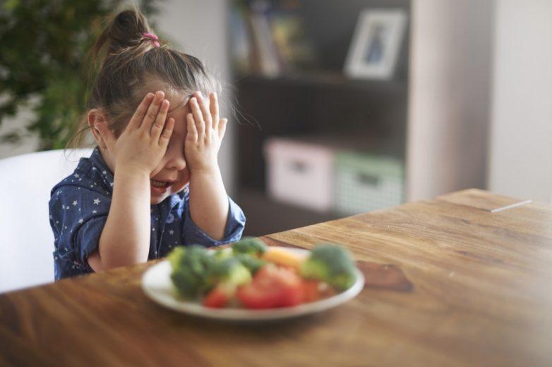 Причины и профилактика детской анорексии