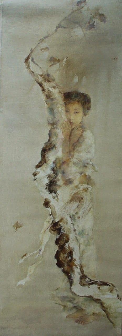 художник Ху Джун Ди (Hu Jun Di) картины – 28