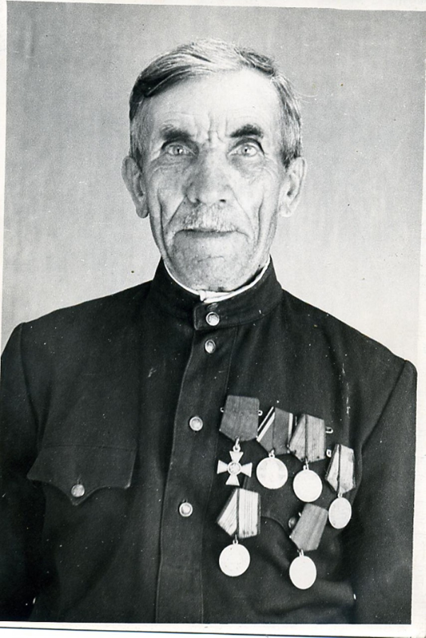Неизвестный Георгиевский кавалер (2).