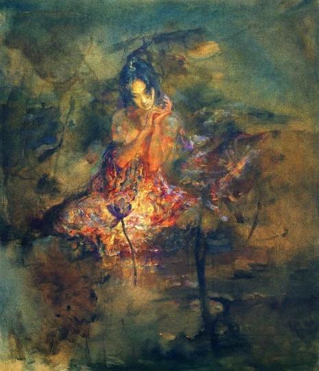 художник Ху Джун Ди (Hu Jun Di) картины – 18