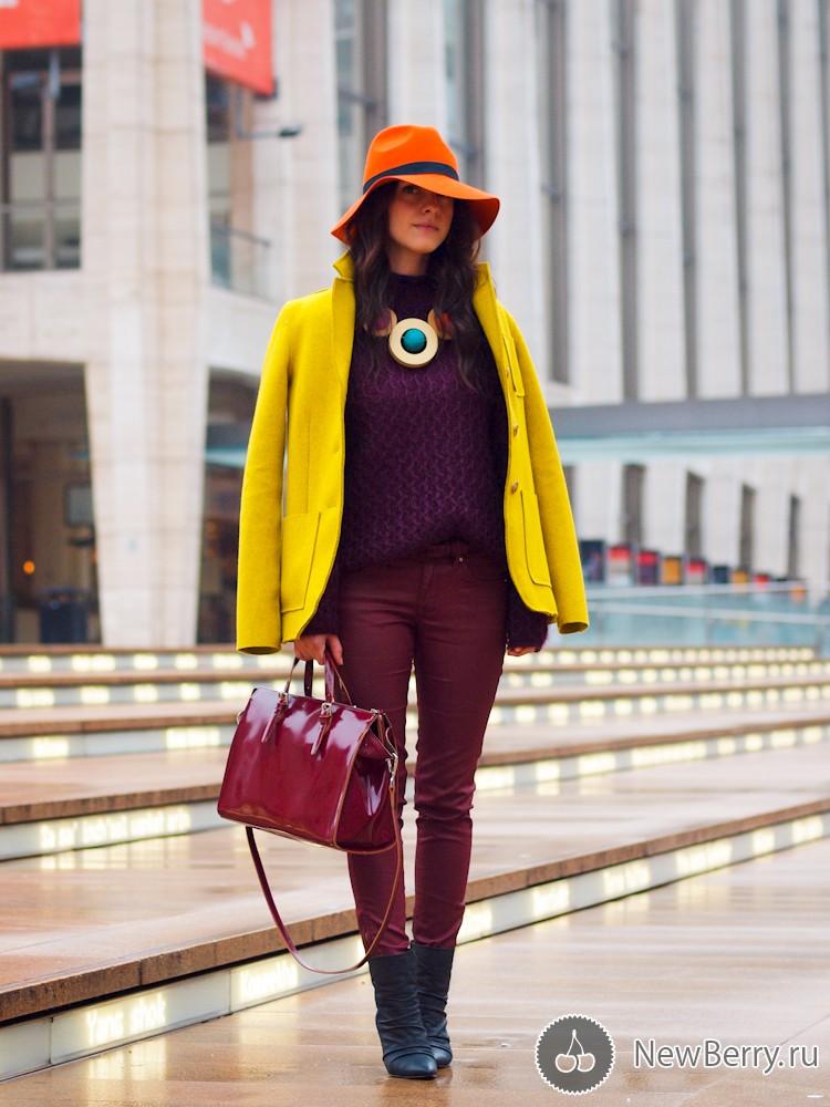 Благородная палитра бордо: 20 сочетаний шика и стиля для вашего образа