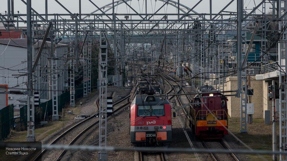 Киев отреагировал на запуск Россией поездов в обход Украины