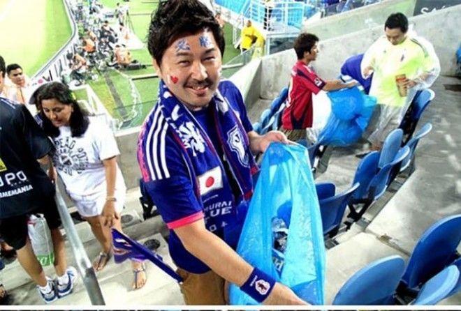 Японцы удивляют и восхищают!