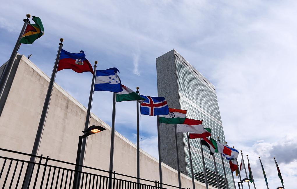 Представитель России заявил в ООН о подготовке США к войне