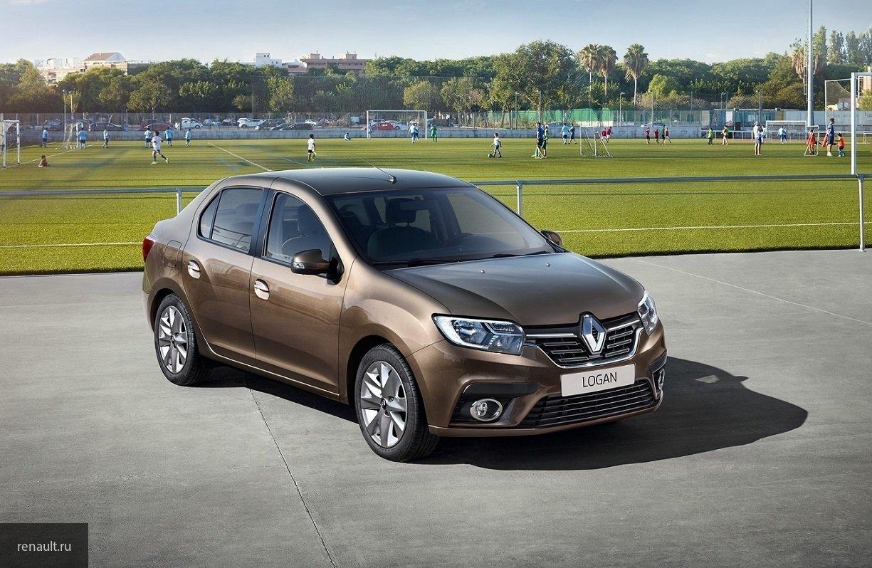 Компания Renault обновила Logan и Sandero для России