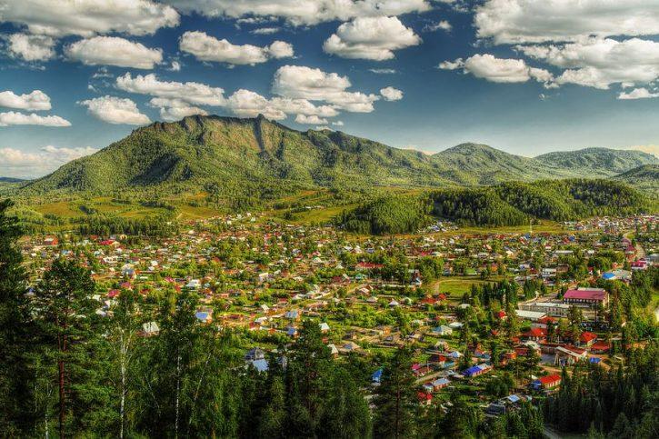 Село Турочак