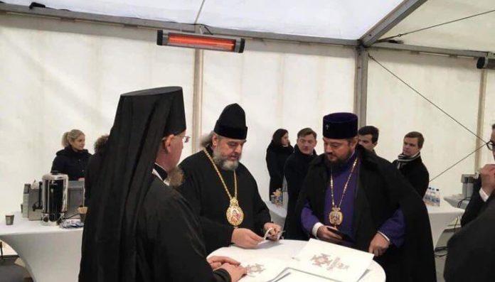 На съезде украинских расколь…