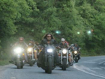 Ликсутов: Мотоциклистов на выделенные полосы не пустят