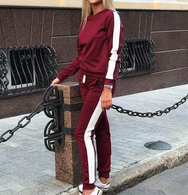 18 образов одежды в спортивном стиле