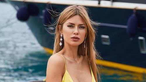 Виктория Боня решила покинуть Россию