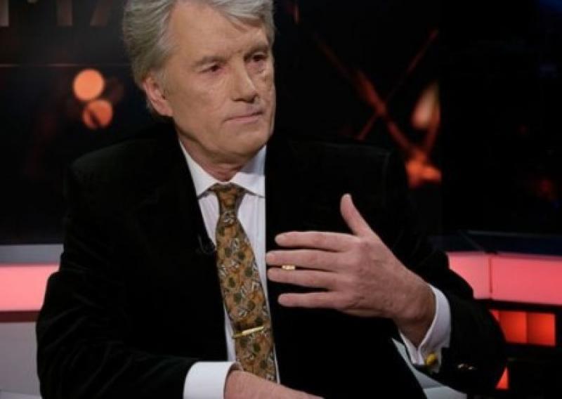 Ющенко расстроен, что в России не удастся провести майдан