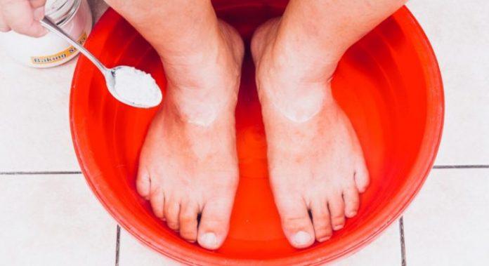 Как сделать детокс ног дома, чтобы вывести токсины