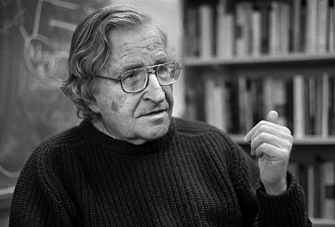 Ноам Хомский: «Мы мчимся к п…