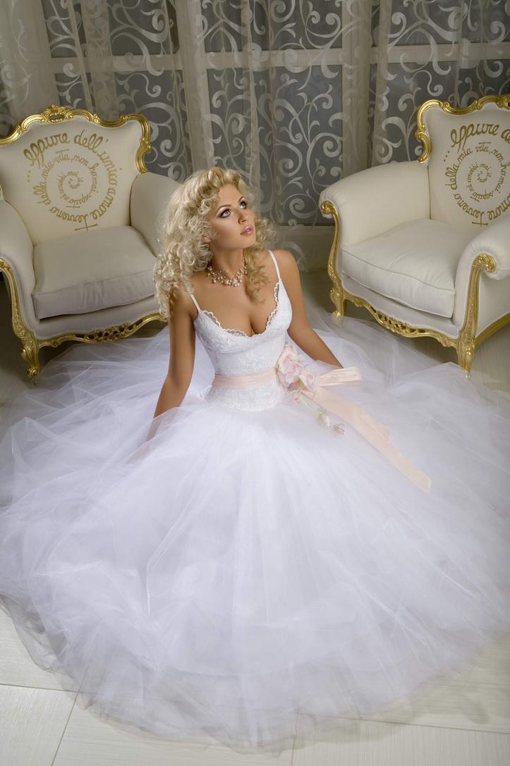 Из истории свадебного платья