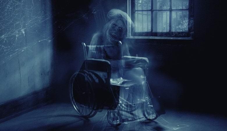 Фантом в инвалидном кресле