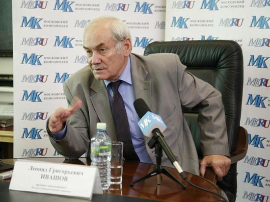 Сценарии ответа Израилю за Ил-20 обозначил экс-глава управления Минобороны