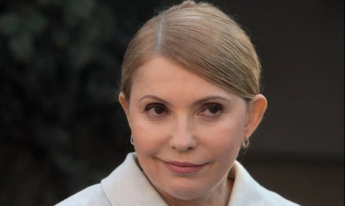 Особо опасна: Юлия Тимошенко…