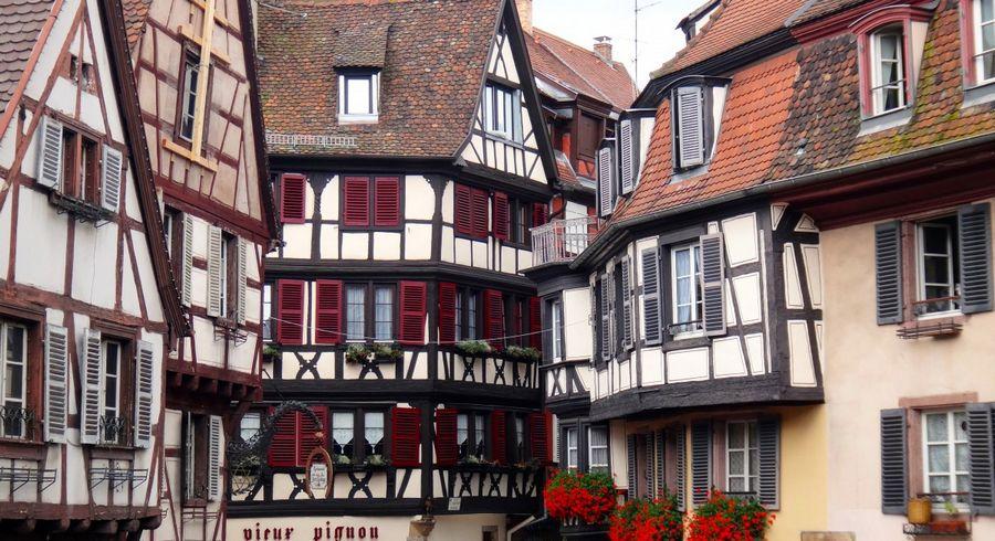 terraoko 2014 121788 5 Кольмар   самый очаровательный город во Франции.