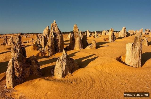 Пустыня Пиннаклс (8 фото)