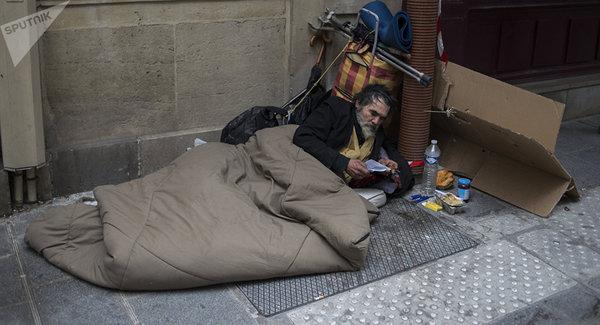 «Что вы сделали с бездомными?» - француженка не нашла бродяг на улицах в России
