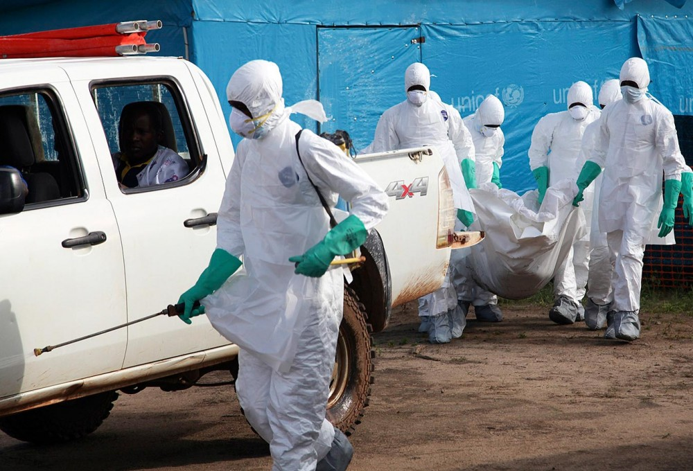 Прогноз: число заболевших Эболой вскоре может превысить полмиллиона