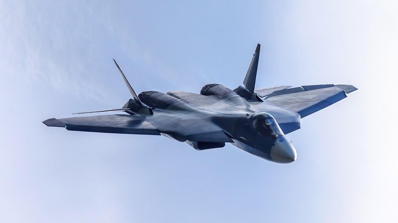 Су-57 становится боевой единицей