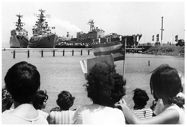 Флот СССР на Кубе